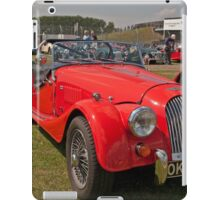 Morgan Sports 1986 1597cc iPad Case/Skin
