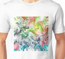 Near - Original Abstract Design Unisex T-Shirt