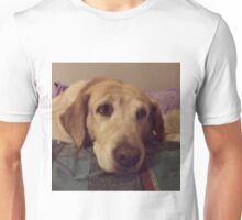 Gracie the Lab Retriever 2 Unisex T-Shirt