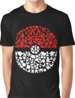 Who's That? Graphic T-Shirt