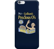 Gollum's Precious O's iPhone Case/Skin