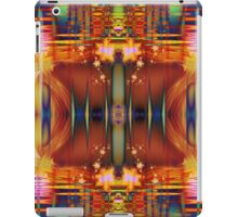 Compressed Frequency iPad Case/Skin