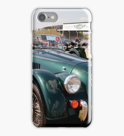 Morgan Plus Four Coupe 2013  1999cc iPhone Case/Skin