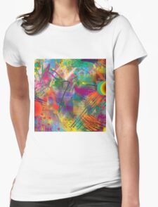 Every Brush Womens Fitted T-Shirt
