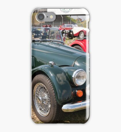 Morgan 4/4 1995 1796cc Convertible  iPhone Case/Skin