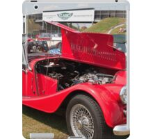 Morgan Sports 1986 1930cc iPad Case/Skin
