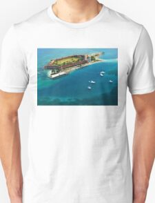 Dry Tortugas National Park, Fort Jefferson Unisex T-Shirt