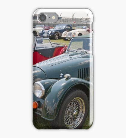 Morgan Plus Four Tourer 2005 1999cc iPhone Case/Skin