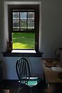 A Chair by a Window by cclaude