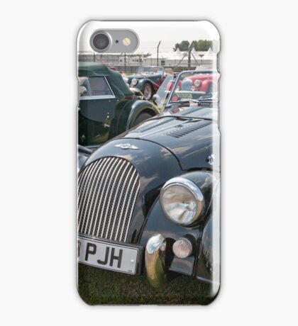 Morgan Plus Four 2008 1999cc iPhone Case/Skin