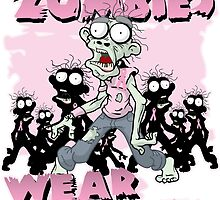 REAL Zombies Wear Pink by AngelGirl21030