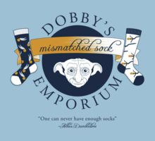 Dobby's Mismatched Sock Emporium T-Shirt