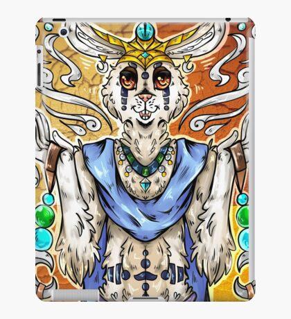 Rabbit Priest  iPad Case/Skin