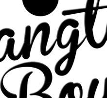 BTS/Bangtan Boys Est. 2013 Sticker