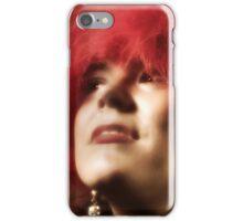 Sensation in Red iPhone Case/Skin