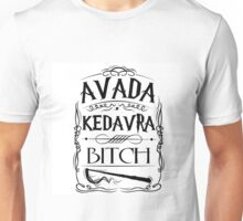 Avada Kedavra -  Harry Potter Unisex T-Shirt