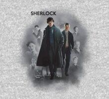 BBC Sherlock Kids Tee