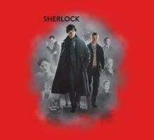 BBC Sherlock Baby Tee