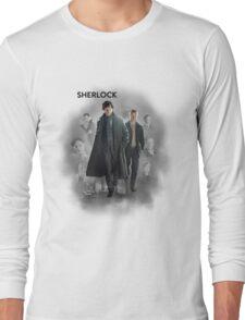 BBC Sherlock Long Sleeve T-Shirt