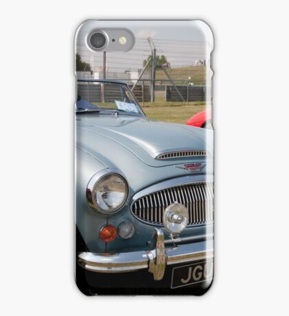 Austin Healey Sport  1966 2916cc iPhone Case/Skin