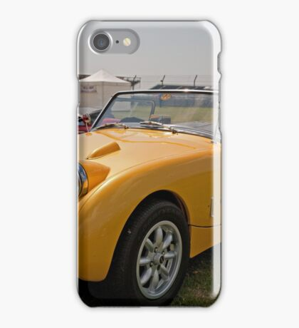Austin Healey Sport 1960 1275cc iPhone Case/Skin