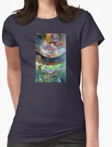 playful world Womens Fitted T-Shirt