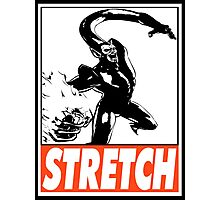 Super-Skrull Stretch Obey Design Photographic Print