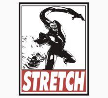 Super-Skrull Stretch Obey Design T-Shirt