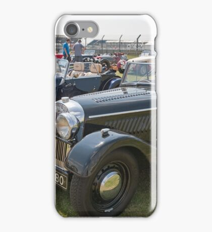 Morgan 1997 1267cc iPhone Case/Skin