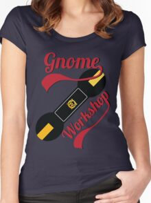 Gnome Workshop Women's Fitted Scoop T-Shirt