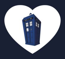 Tardis Heart by Stephanie Whitcomb