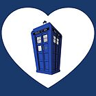Police Box Heart by Stephanie Jayne Whitcomb