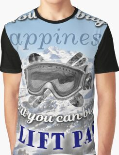 Shred Graphic T-Shirt