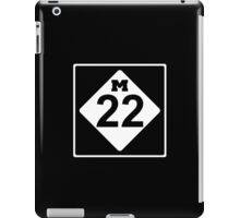 M22 iPad Case/Skin
