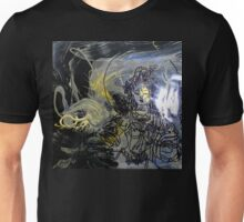 Quan Yin with energy Unisex T-Shirt