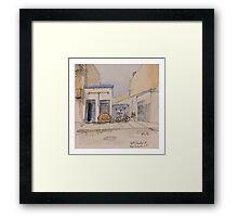 1209 Decatur Framed Print