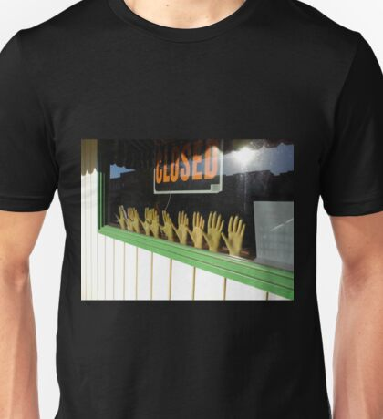 Gimme A Hand..... or several... Unisex T-Shirt