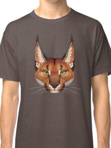 Caracal Face  Classic T-Shirt