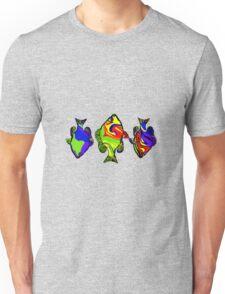 Colorful Fish 5H Unisex T-Shirt