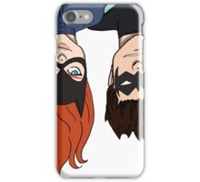 Batgirl & Nightwing  iPhone Case/Skin