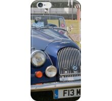 Morgan Tourer 1998  455cc iPhone Case/Skin