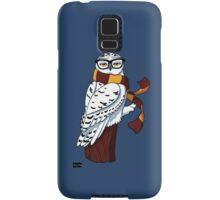 Hipster Owl Samsung Galaxy Case/Skin