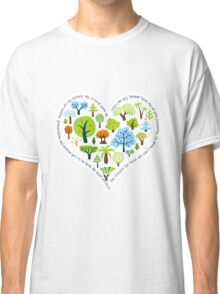 Protect the forests heart Classic T-Shirt