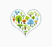 Protect the forests heart Unisex T-Shirt