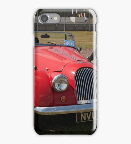 Morgan 4/4 Sport 1970 1600cc iPhone Case/Skin