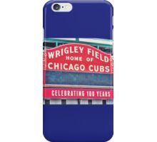 Home of the Cubs iPhone Case/Skin