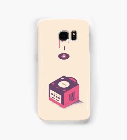 ElectroVideo Gamecube (Purple) Samsung Galaxy Case/Skin