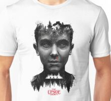 The Upside Down Tribute Painting Art Unisex T-Shirt