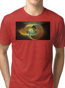 Sun Ellipse Tri-blend T-Shirt