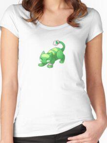 Pokemon Uranium Sugi Women's Fitted Scoop T-Shirt